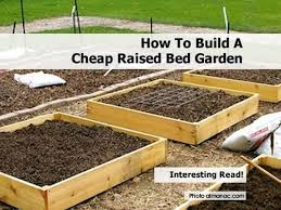 Raised Gardens You Can Make by Sweet Looking How To Make A Raised Bed Garden Fine Decoration 10