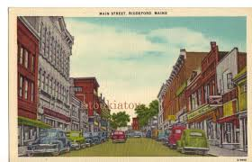 United Contact Biddeford Maine Nice Postcard From United States Contact Us For