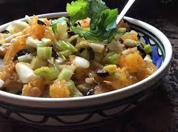 cuisine en bouche salade d orange olives et céleri le de cuisine en bouche