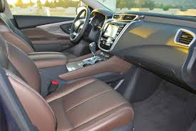 nissan murano interior we drive new nissan murano is a vacation from sport mode