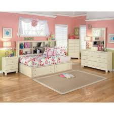retreat twin bookcase bed 5 pc bedroom package
