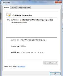 setting up sup relay server for https connections from rex sap blogs
