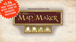 Map Generator D D Ye Olde Map Maker Android Apps On Google Play
