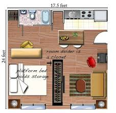 Studio Apartment Floor Plans 194 Best Studio Apartment Images On Pinterest Small Houses