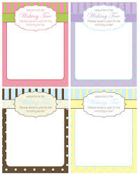 baby shower card messages image collections craft design ideas
