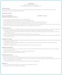 How Create Resume For A Job by Example Of A Perfect Resume Perfect Resume Example Perfect