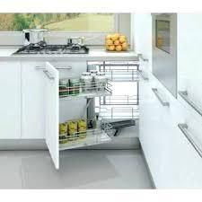 cuisine meuble d angle bas meuble cuisine d angle bas affordable buffet de cuisine sur mesure