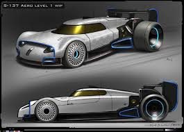 drive vehicle sketches and renderings by scott robertson