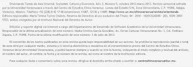 guia de la universidad veracruzana 2017 indixe de revistas y publicaciones periódicas