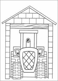 fanatic four free printout bob the builder coloring pages