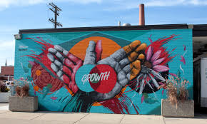 these 18 amazing street murals in detroit rival anything in the world 18 meggs eastern market central building wilkins at russell street