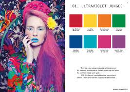 2017 Fashion Color Tobe Report Spring Summer 2017 Color Inspiration Mock On Behance