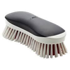 scrub brush grips heavy duty scrub brush by oxo the