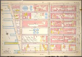 Street Map Of Nyc The Life And Death Of New York U0027s Shortest Avenue Curbed Ny