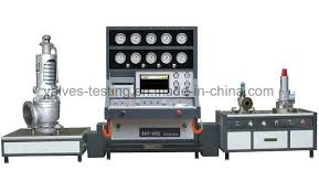 Relief Valve Test Bench China Big Size Dn High Pressure Test Bench For Safety Valves