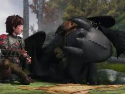 train dragon 2 opening scene clip 5 45 train