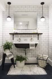 Gray And White Bathroom - beautifully designed gray and white bathroom features an urban