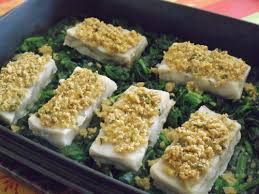 cuisiner du colin surgelé gratin de colin et épinards à la crème 1 2 3 4 filles aux fourneaux