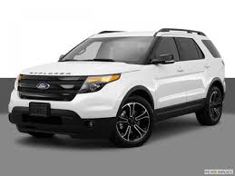 Ford Explorer Models - 2015 ford explorer information and photos zombiedrive