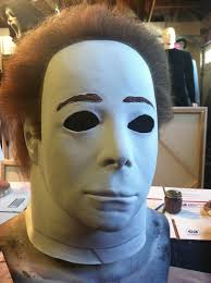 michael myers mask halloween costume rubie s michael myers halloween 5 mask arrives halloween daily