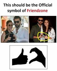 Friendzone Memes - dopl3r com memes this should be the official symbol of friendzone
