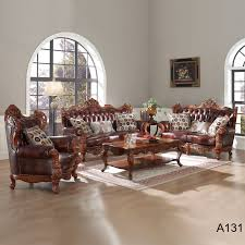 Wooden Frame Sofa Set Furniture Sofa Set In The Philippines