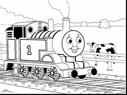 extraordinary thomas the tank engine coloring pages with thomas