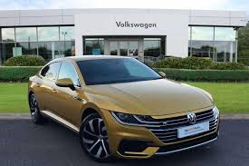volkswagen arteon price used 2017 volkswagen arteon 2 0 tsi r line 4motion 280ps dsg for