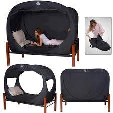 the privacy bed tent newest invention for a good night s sleep privacy pop bed tent in up plan 15 weliketheworld com