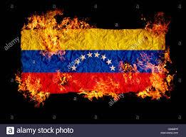 Venezuela Flag Colors National Symbols And Flag Of Venezuela Stock Photo Royalty Free
