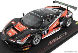 ferrari prototype 2016 bbr models p18118tr003 scale 1 18 ferrari 488 gt3 kessel racing