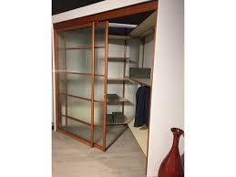 porte scorrevoli cabine armadio cabina armadio con porte scorrevoli ciliegio e acidato rimadesio