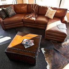 home theater sectionals be seated leather furniture michigan u0027s largest leather gallery
