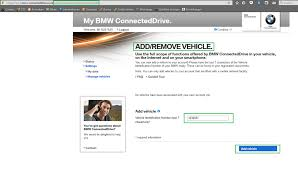 my account bmw bmw web portal connecteddrive exploitation of car