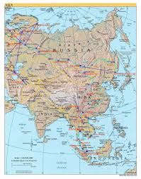 North East Map North Korea And The Northern Sea Route Best Of Northeast Asia Map