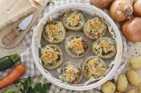 giallo zafferano cucina vegetariana ricetta cipolle ripiene la ricetta di giallozafferano