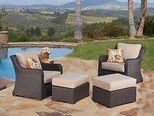 deep seating patio furniture ebay