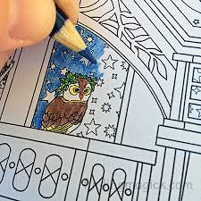 garden coloring book daria song