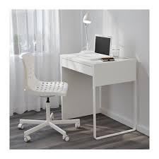 ikea bureau white micke desk white 73x50 cm ikea