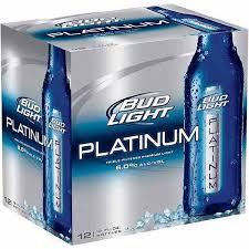 Alcohol In Bud Light Light Platinum Review
