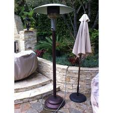 patio heater gas patio comfort antique bronze portable natural gas heater npc05 ab