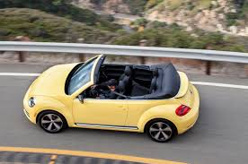 white volkswagen convertible 2013 volkswagen beetle gsr and r line convertible first look