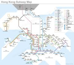 Guangzhou Metro Map by Hong Kong U0027s Subway System U2014 The Best In The World