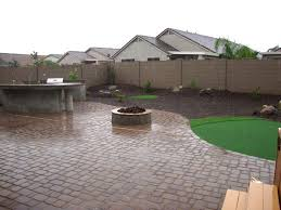 Small Backyard Landscaping Designs by Best 20 Arizona Backyard Ideas Ideas On Pinterest Backyard
