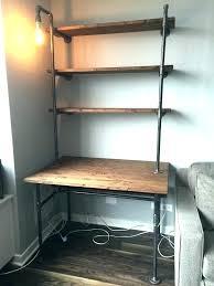 Corner Shelf Desk Desk Shelves Fin Soundlab Club