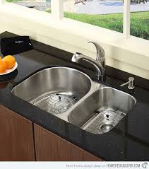 Best Kitchen Double Sink Kitchen Sink Double Home Design Ideas - Double kitchen sink