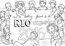 rio olympics 2016 coloring page get coloring pages