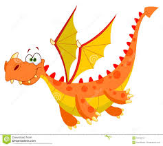 flying dragon clipart clipartxtras