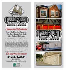 Winnipeg Overhead Door by Owen Sound Garage And Overhead Doors In Owen Sound Ontario 519