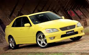 lexus sedan 2000 lexus is yellow edition 2000 au wallpapers and hd images car pixel